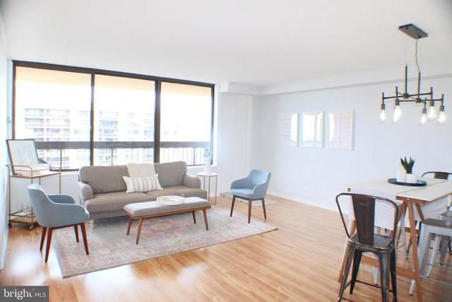 3701 S George Mason Drive 2401N, FALLS CHURCH, VA 22041 (#VAFX1148110) :: Debbie Dogrul Associates - Long and Foster Real Estate