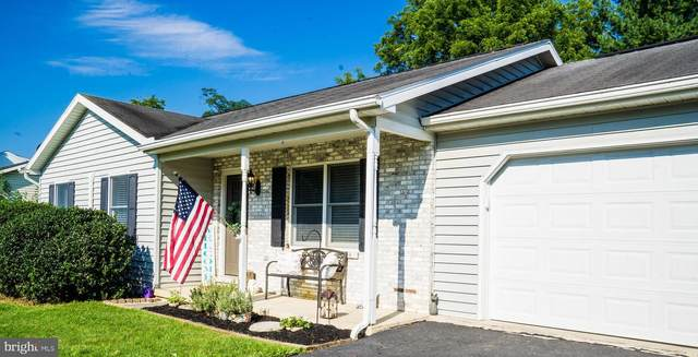 1645 Magnolia Court, CHAMBERSBURG, PA 17202 (#PAFL174564) :: Network Realty Group