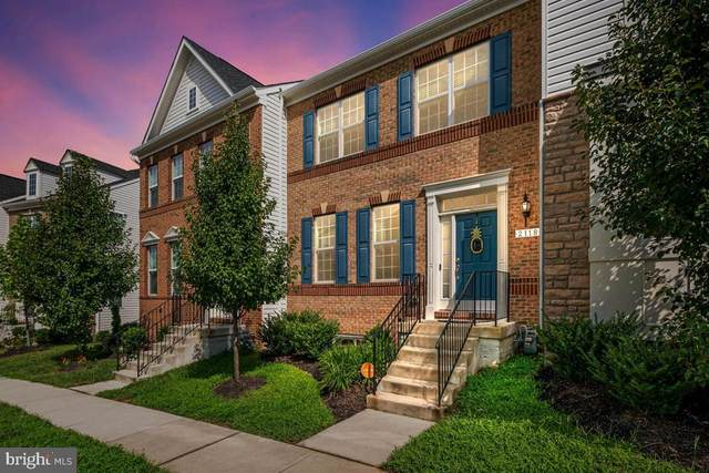 2118 Garden Grove Lane, BOWIE, MD 20721 (#MDPG577584) :: City Smart Living