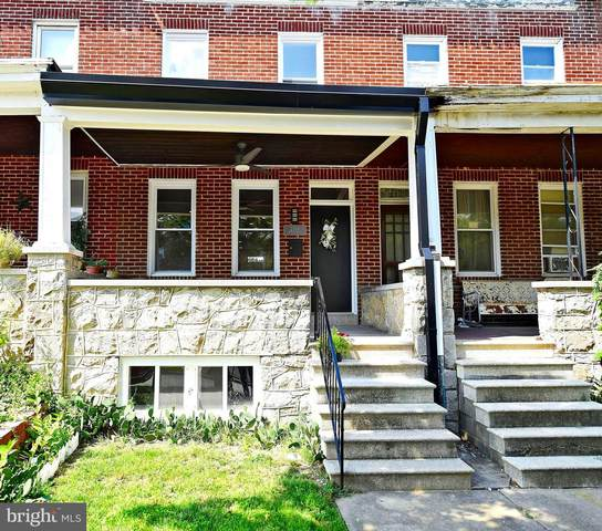 2318 W Mosher Street, BALTIMORE, MD 21216 (#MDBA520444) :: Speicher Group of Long & Foster Real Estate