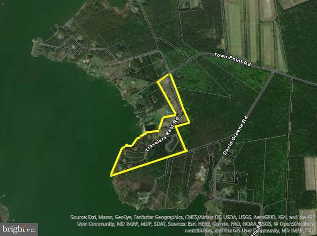 5246 (lot1-11) Travelers Rest Rd., CAMBRIDGE, MD 21613 (#MDDO125868) :: RE/MAX Coast and Country