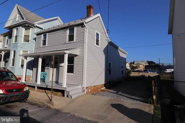 110 E Burd Street, SHIPPENSBURG, PA 17257 (#PACB126778) :: TeamPete Realty Services, Inc