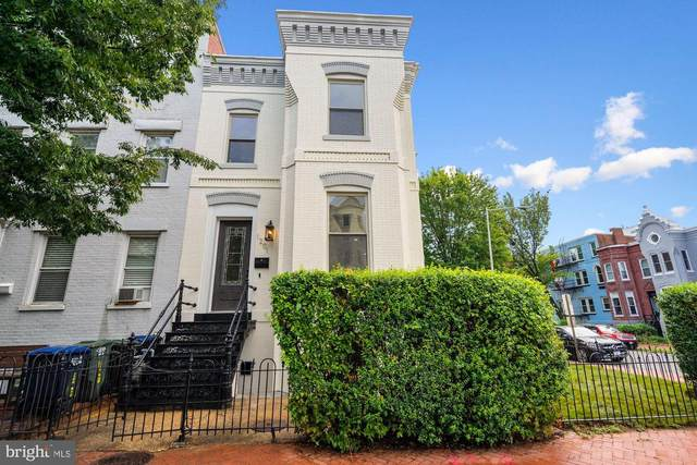 1201 4TH Street NW, WASHINGTON, DC 20001 (#DCDC482062) :: Eng Garcia Properties, LLC