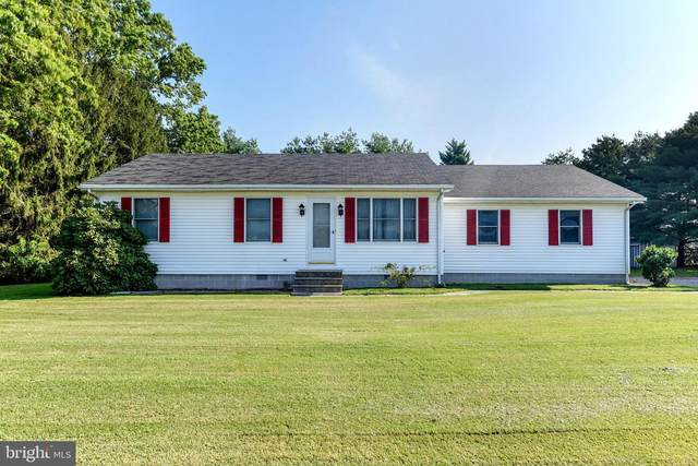9253 Tharp Road, SEAFORD, DE 19973 (#DESU166644) :: RE/MAX Coast and Country