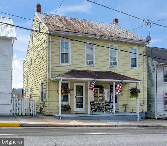 204 W Market Street, JONESTOWN, PA 17038 (#PALN115120) :: The Heather Neidlinger Team With Berkshire Hathaway HomeServices Homesale Realty
