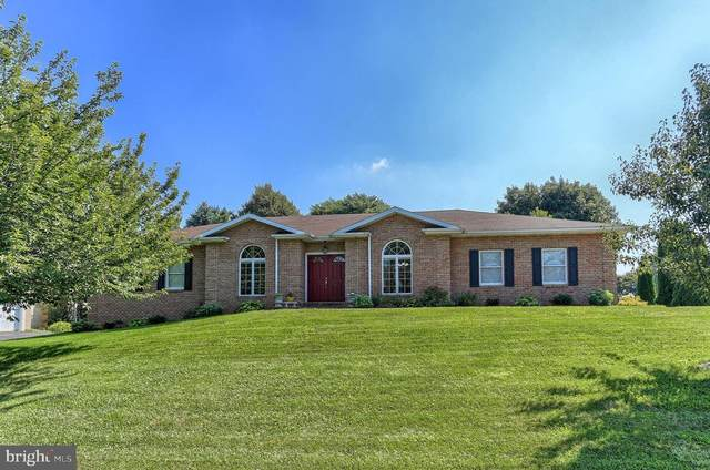 2705 Chestnut Run Road, YORK, PA 17402 (#PAYK143376) :: TeamPete Realty Services, Inc