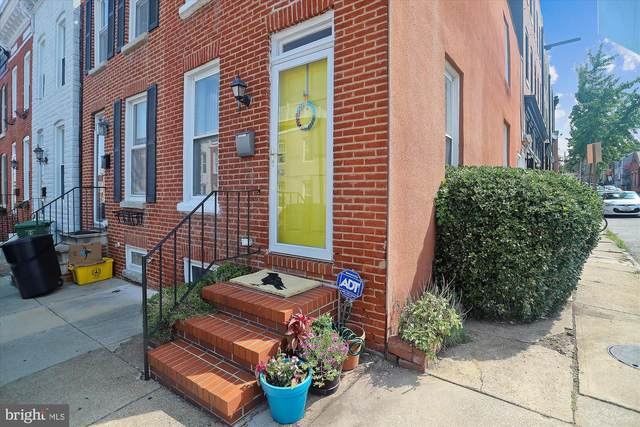 1313 Marshall Street, BALTIMORE, MD 21230 (#MDBA520506) :: Speicher Group of Long & Foster Real Estate