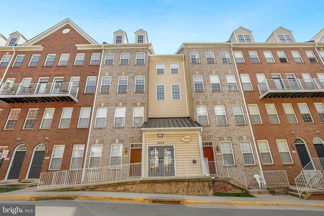 2665 Manhattan Place #312, VIENNA, VA 22180 (#VAFX1148248) :: Advon Group