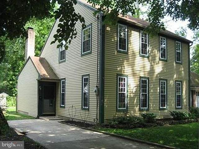 250 Van Kirk Street, BEVERLY, NJ 08010 (#NJBL379288) :: Keller Williams Realty - Matt Fetick Team