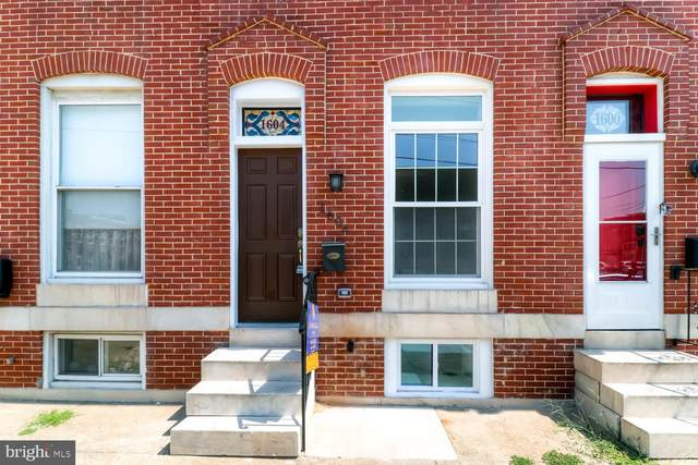 1604 E Clement Street, BALTIMORE, MD 21230 (#MDBA520526) :: Ultimate Selling Team