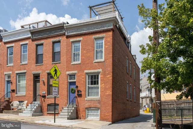 1314 Webster Street, BALTIMORE, MD 21230 (#MDBA520528) :: Speicher Group of Long & Foster Real Estate