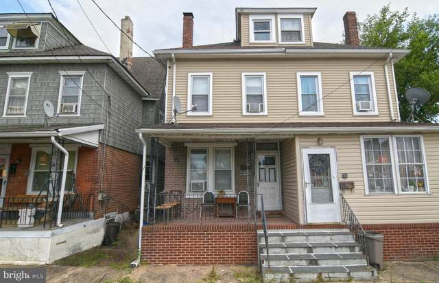315 Ellis Avenue, TRENTON, NJ 08638 (#NJME300198) :: Keller Williams Realty - Matt Fetick Team