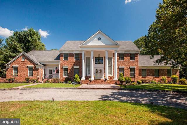 13100 Brighton Dam Road, CLARKSVILLE, MD 21029 (#MDHW283834) :: The Riffle Group of Keller Williams Select Realtors