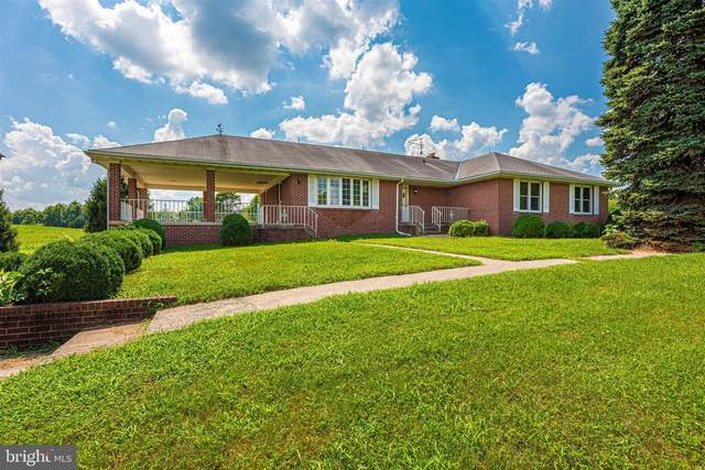 4939 Tuscarora Road, TUSCARORA, MD 21790 (#MDFR269096) :: ExecuHome Realty