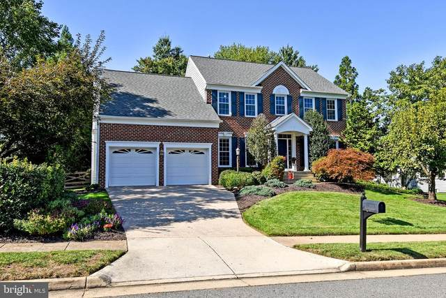 13512 Portage Place, CENTREVILLE, VA 20120 (#VAFX1148304) :: Tom & Cindy and Associates