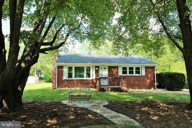 1242 Sterling Road, HERNDON, VA 20170 (#VAFX1148316) :: The Piano Home Group