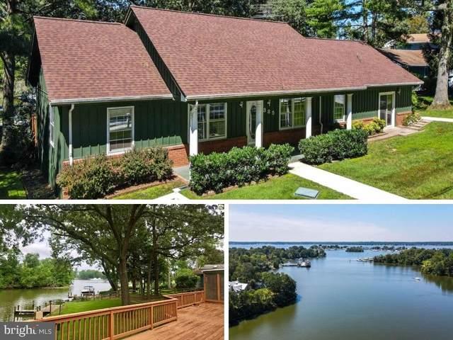 385 Deer Drive, LUSBY, MD 20657 (#MDCA178040) :: John Lesniewski | RE/MAX United Real Estate