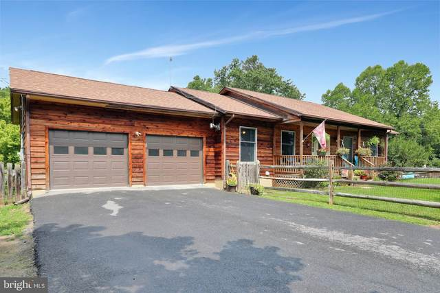 3982 Old Charles Town Road, BERRYVILLE, VA 22611 (#VACL111676) :: The Piano Home Group