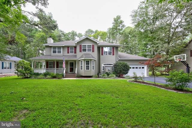 27 Manor Drive, DAGSBORO, DE 19939 (#DESU166736) :: Speicher Group of Long & Foster Real Estate