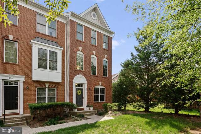 42760 Atchison Terrace, CHANTILLY, VA 20152 (#VALO418944) :: Debbie Dogrul Associates - Long and Foster Real Estate