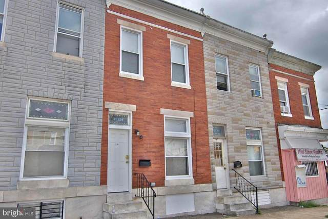 2697 Wilkens Avenue, BALTIMORE, MD 21223 (#MDBA520590) :: Certificate Homes
