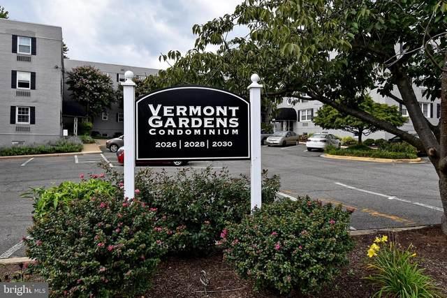 2026 N Vermont Street #101, ARLINGTON, VA 22207 (#VAAR167868) :: The Putnam Group