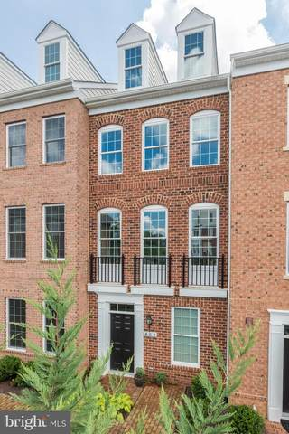 404 Haupt Square SE, LEESBURG, VA 20175 (#VALO418976) :: Debbie Dogrul Associates - Long and Foster Real Estate