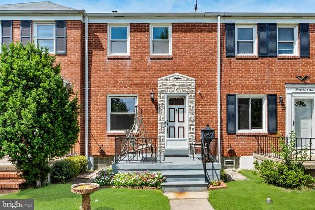 2107 Graythorn Road, BALTIMORE, MD 21220 (#MDBC503282) :: Ultimate Selling Team