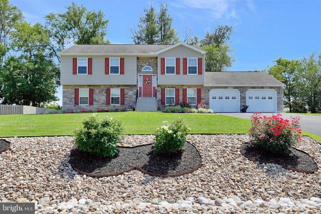 15560 Wedgewood Drive, GREENCASTLE, PA 17225 (#PAFL174616) :: Pearson Smith Realty