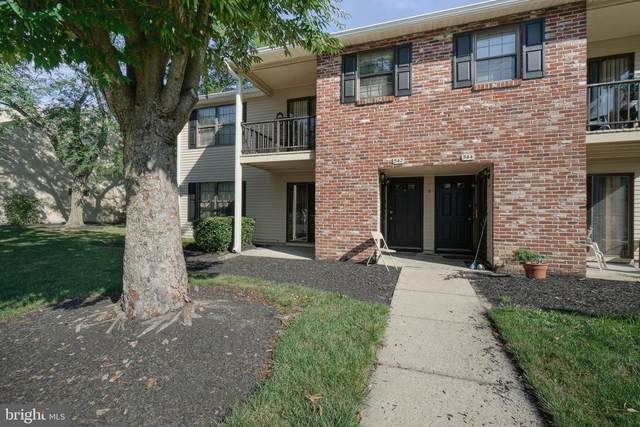 542-A Willow Turn, MOUNT LAUREL, NJ 08054 (#NJBL379412) :: The Toll Group