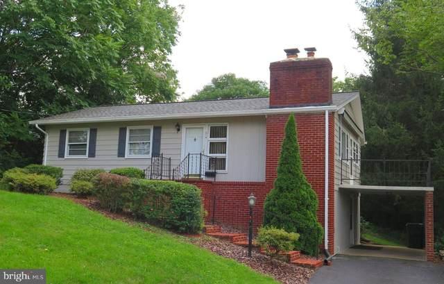 215 W Edmondson Street, CULPEPER, VA 22701 (#VACU142264) :: The Licata Group/Keller Williams Realty