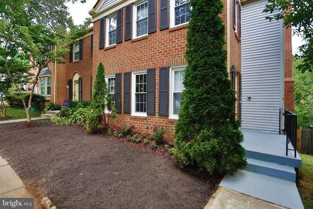 22 Shagbark Court, ROCKVILLE, MD 20852 (#MDMC721242) :: ExecuHome Realty