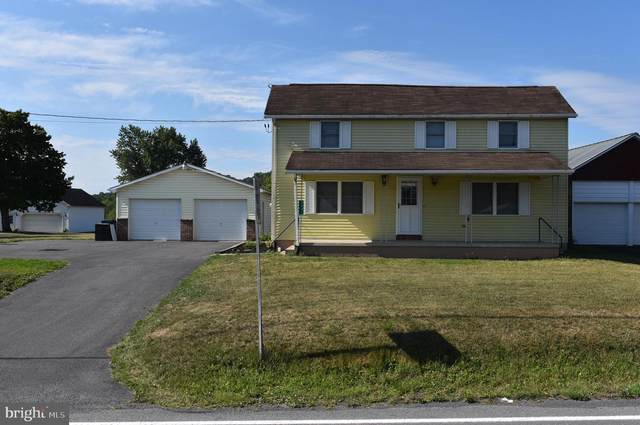 9041 Thompson Road, WARFORDSBURG, PA 17267 (#PAFU104620) :: Bob Lucido Team of Keller Williams Integrity