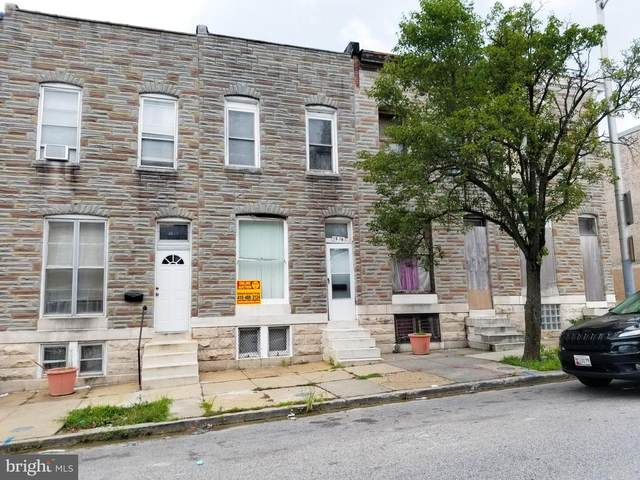 1816 N Wolfe Street, BALTIMORE, MD 21213 (#MDBA520654) :: The Sky Group