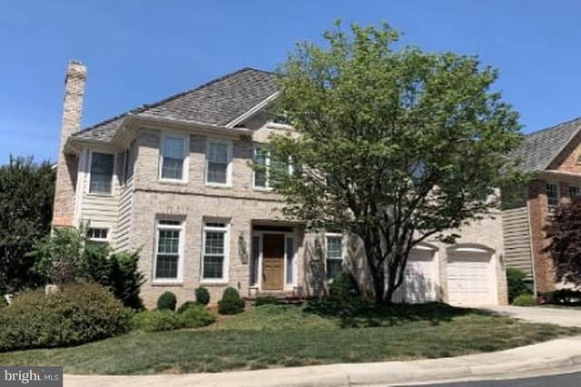 8156 Silverberry Way, VIENNA, VA 22182 (#VAFX1148562) :: Debbie Dogrul Associates - Long and Foster Real Estate