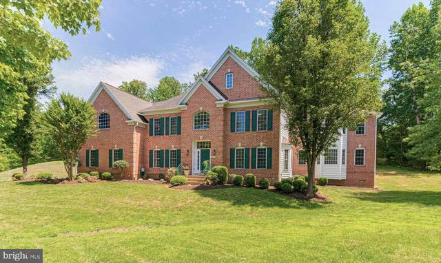 8025 Pinnacle Ridge Drive, MANASSAS, VA 20112 (#VAPW502322) :: The Piano Home Group