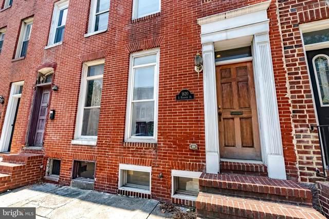 1620 S Hanover Street, BALTIMORE, MD 21230 (#MDBA520660) :: ExecuHome Realty