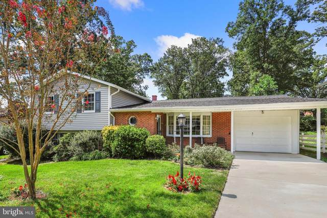 1207 Hillcrest Road, ODENTON, MD 21113 (#MDAA443524) :: The Redux Group