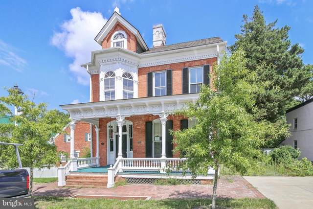 33 W Main Street, NEW MARKET, MD 21774 (#MDFR269206) :: Certificate Homes