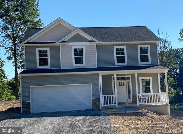 LOT 34 Twickenham Drive, MARTINSBURG, WV 25403 (#WVBE179542) :: The Piano Home Group
