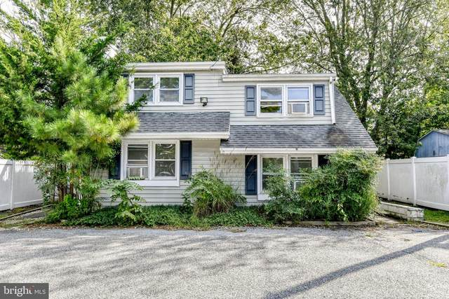 2 Unit Property 2051 Washington Street, REHOBOTH BEACH, DE 19971 (#DESU166820) :: The Rhonda Frick Team