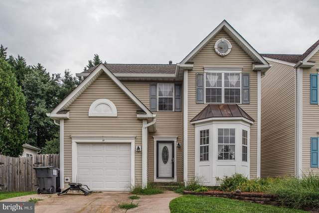 14 Flewellen Drive, STAFFORD, VA 22554 (#VAST224754) :: John Lesniewski | RE/MAX United Real Estate