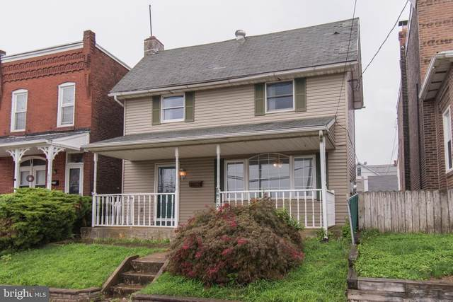 612 Market Street, MARCUS HOOK, PA 19061 (#PADE525096) :: Scott Kompa Group