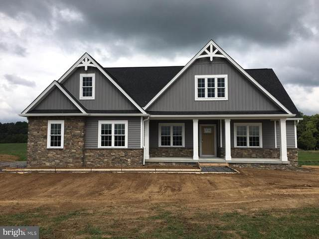 34 Gruver Grade, MIDDLETOWN, VA 22645 (#VAWR141134) :: Scott Kompa Group