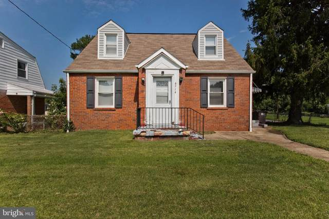 6914 Avon Street, CAPITOL HEIGHTS, MD 20743 (#MDPG577858) :: Gail Nyman Group