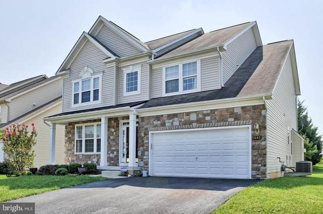 440 Mohican Drive, FREDERICK, MD 21701 (#MDFR269226) :: AJ Team Realty