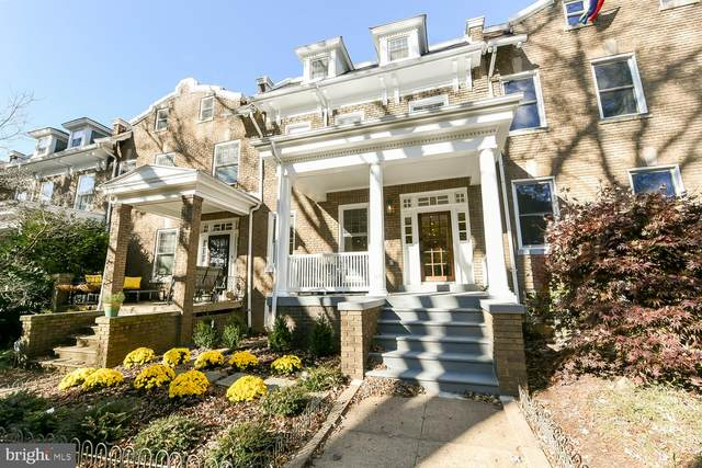 1659 Harvard Street NW, WASHINGTON, DC 20009 (#DCDC482388) :: Better Homes Realty Signature Properties