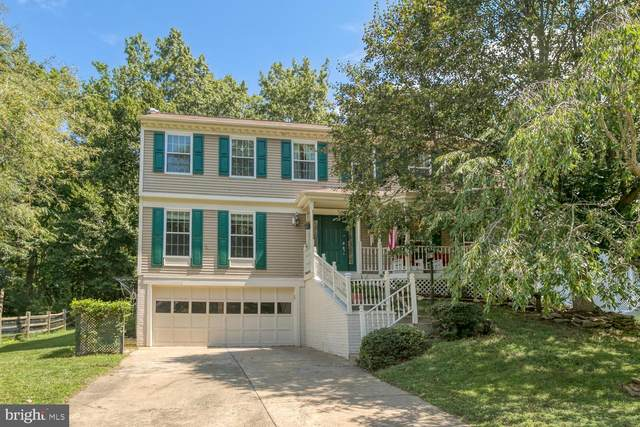 3006 Lusitania Drive, STAFFORD, VA 22554 (#VAST224764) :: Debbie Dogrul Associates - Long and Foster Real Estate