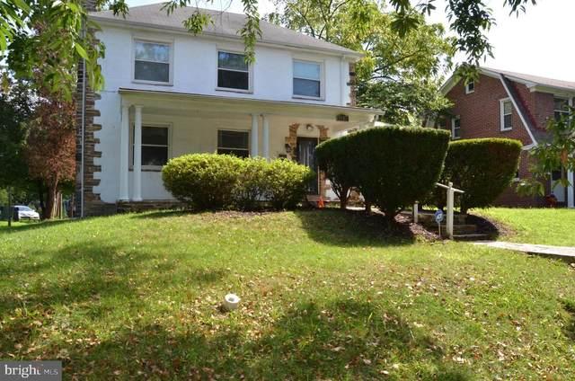 5817 Narcissus Avenue, BALTIMORE, MD 21215 (#MDBA520714) :: Advon Group
