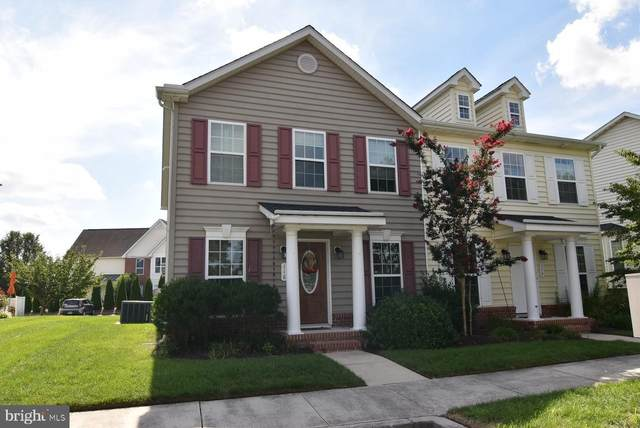 116 Village Center Boulevard, MILTON, DE 19968 (#DESU166846) :: John Lesniewski | RE/MAX United Real Estate